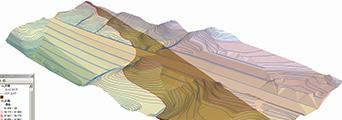 GIS・古洞(石炭採掘跡空洞)対策