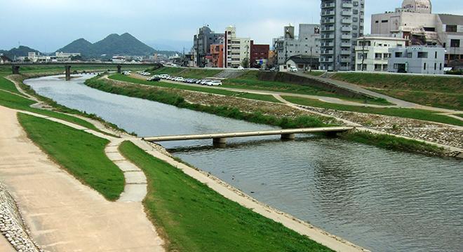 河川護岸設計