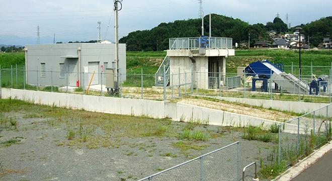 排水機場設計